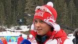 Российские биатлонистки завоевали золото в эстафете 4х6 км