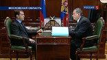 Что происходит с мировыми ценами на нефть и объёмами добычи углеводородов в России - это была одна из главных тем беседы Дмитрия Медведева с заместителем председателя правительства Игорем Сечиным.