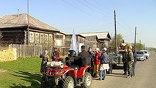Жители небольшого поселка лесорубов прекрасно помнят события тех лет
