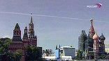 У стен Кремля идет большая стройка. На несколько дней главная площадь страны превращается в концертную площадку