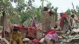 В результате стихийного бедствия, вызванного муссонными дождями, пострадали более 20 миллионов человек