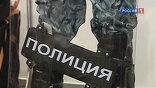 """Ближайшие и заметные перемены уже были продемонстрированы на нынешнем """"Интерполитехе"""". Новая экипировка войск специального назначения МВД теперь выпускается с надписью """"полиция""""."""
