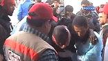 Очевидцы рассказывают, что повстанцы понесли под Рас-Лануфом тяжелые потери