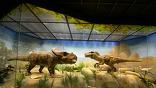 Механические динозавры, которые двигаются как настоящие