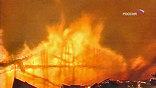 Самые жаркие споры среди архитекторов вызвала именно судьба кровли Манежа. Как известно, там и начался пожар