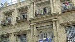Имущество, по сути украденное у общины греков-ортодоксов, - огромный гостиничный комплекс у самых Явских ворот. Эта собственность стоит баснословных денег