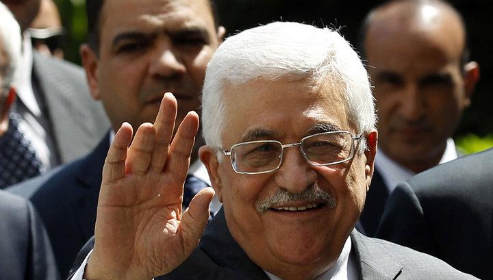 Аббас обследовался в США