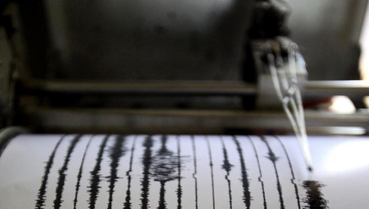 В районе Анапы произошло землетрясение