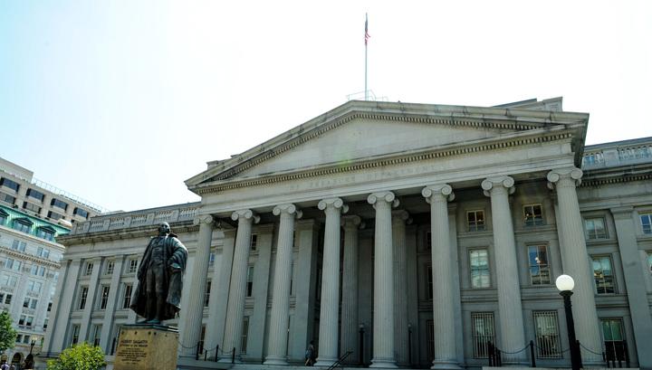 """Минфин США: сокращение доли Дерипаски в En+ не означает снятия санкций с """"Русала"""""""
