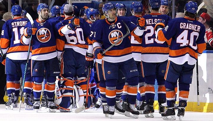 """НХЛ. """"Нью-Йорк Айлендерс"""" обыграл в гостях """"Монреаль Канадиенс"""""""