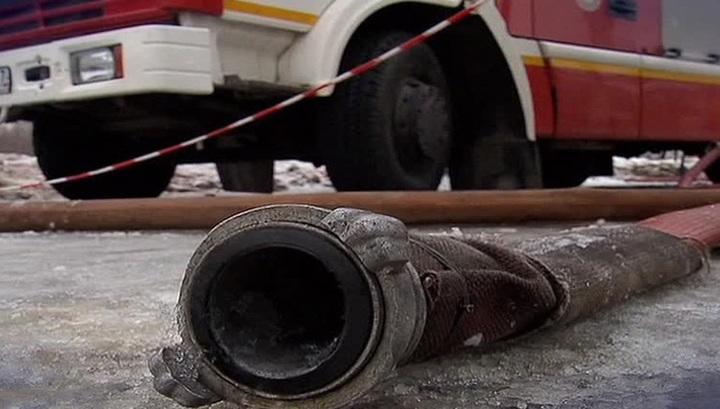 Пожар на востоке Москвы унес жизни двух человек