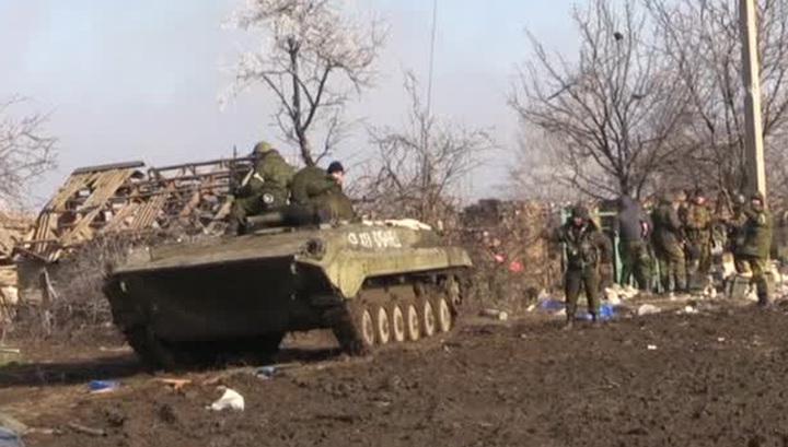 Донбасс: ВСУ перебросили наемников из Грузии и Латвии