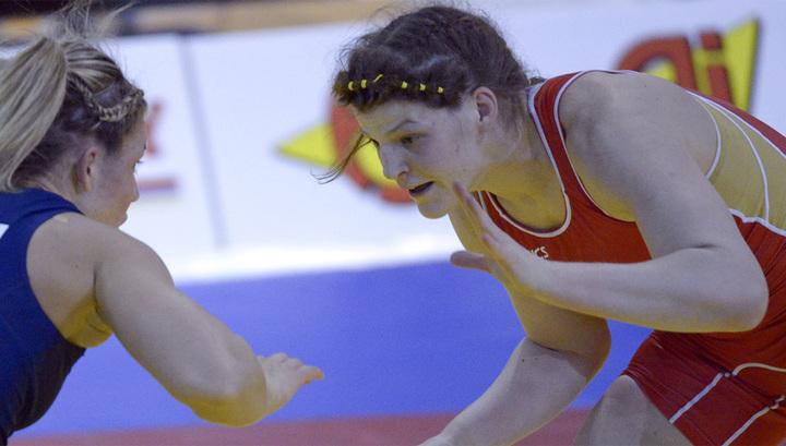 Борьба. Россиянка Букина завоевала серебро чемпионата Европы