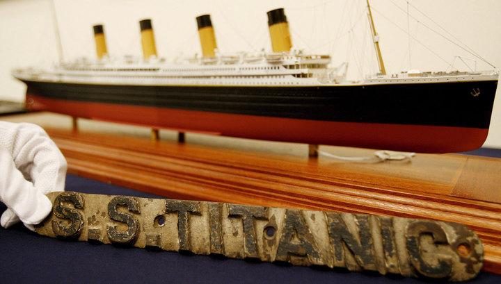 """Копия """"Титаника"""" отправится в плавание в 2022 году"""