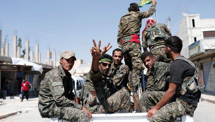 """Секретная сделка: американцы вооружили курдов в Сирии ракетами """"земля-воздух"""""""