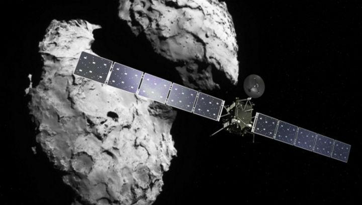 Космический аппарат Rosetta 30сентября столкнётся скометой