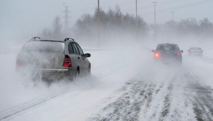 В Финляндии ураганный ветер оставил без электроэнергии около 7 тысяч домов