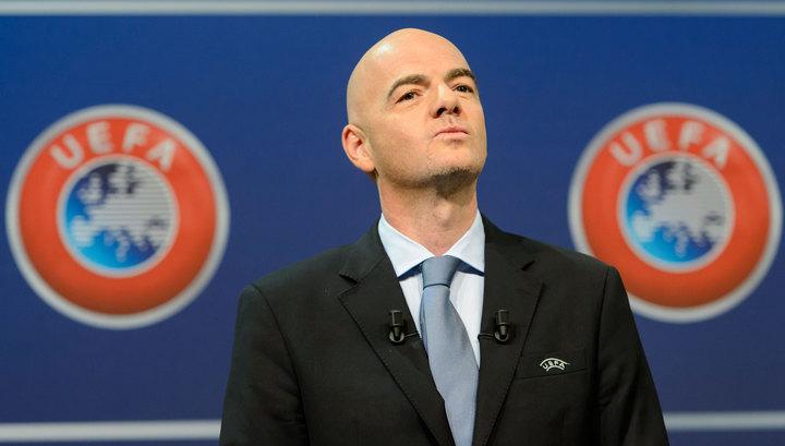 УЕФА осудил столкновения фанатов в Бильбао