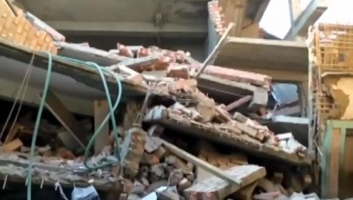 Индию сотрясли подземные толчки