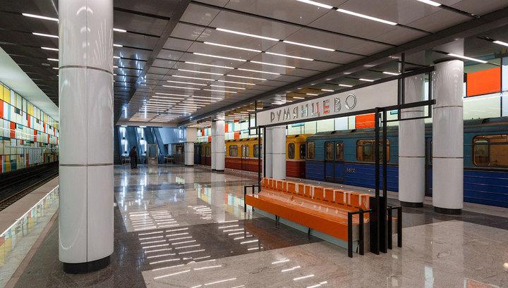 Четыре станции красной ветки московского метро закрывались из-за ЧП с пассажиром