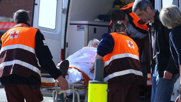 Из-под руин разрушенного взрывом дома в Антверпене спасены 7 человек