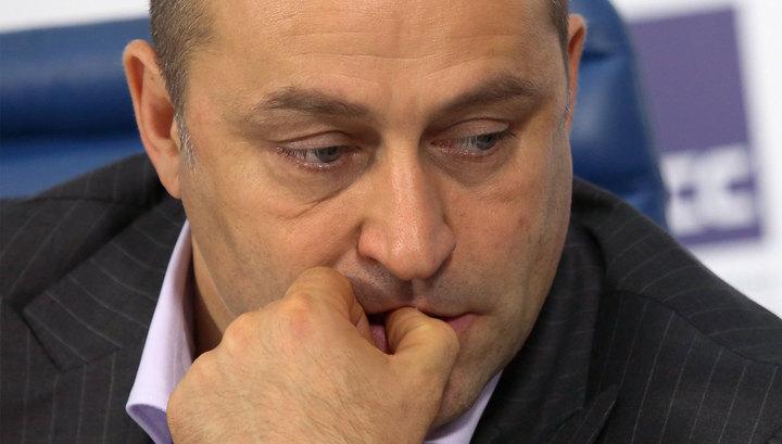 Дмитрий Свищев: результат допинг-пробы Крушельницкого говорит о подбросе