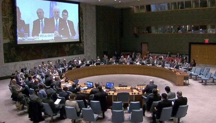 Совбез ООН проголосует по резолюции о прекращении огня в Сирии в субботу