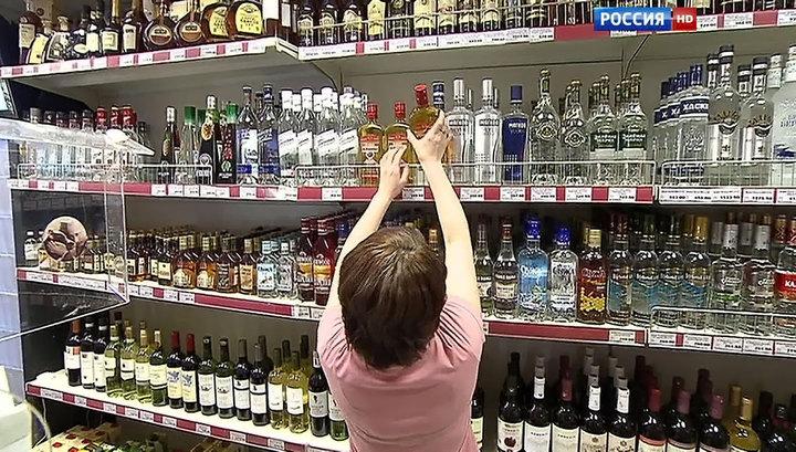 Продавцам могут запретить продавать алкоголь пьяным