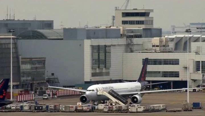 У аэропорта Брюсселя обезвредили снаряд времен Второй мировой