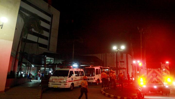 Авария в Эквадоре: 11 погибли, 50 ранены