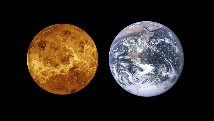 Моделирование показывает, что Венера могла быть однажды годна для жизни