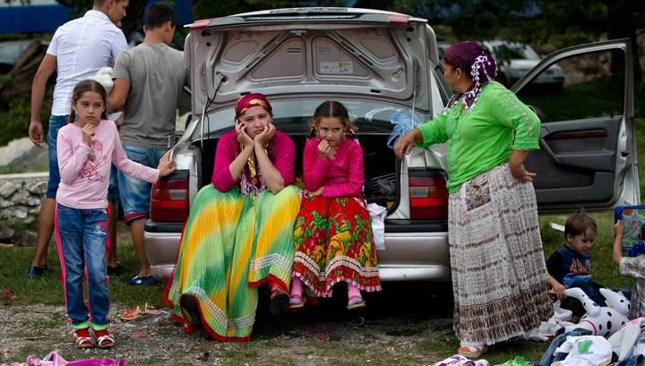 Убийство в львовском лагере цыган: задержаны семеро подростков