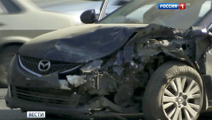 4-летняя девочка погибла в ДТП, когда в машину родителей врезался другой автомобиль