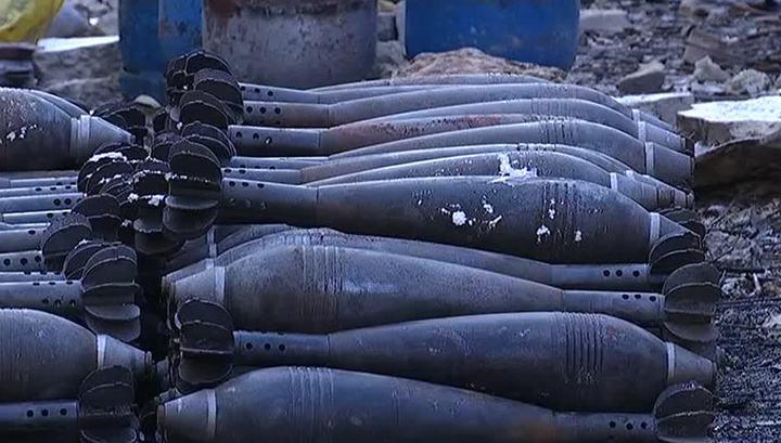 Украинские силовики обстреляли из минометов поселок возле Донецка