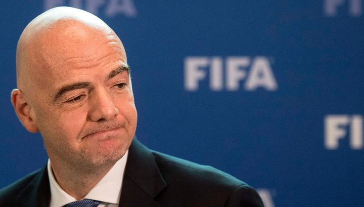 ФИФА заработает на ЧМ-2018 рекордные 6,1 млрд долларов