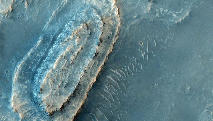 Ученые NASA выбрали три вероятных места для посадки ровера Mars-2020