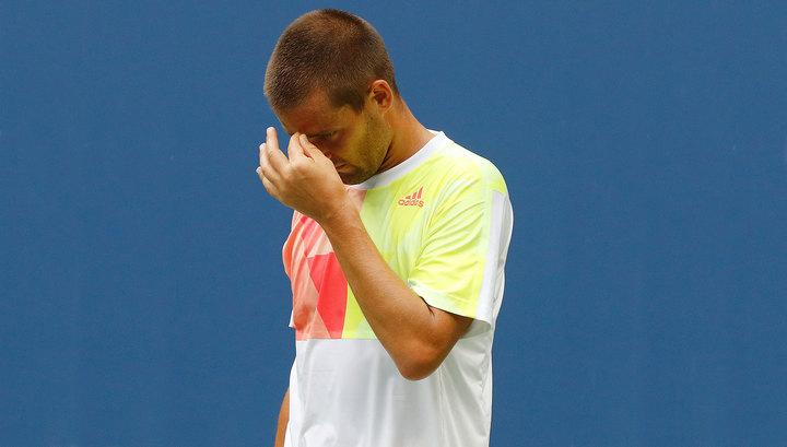 Михаил Южный не прошел первый круг Roland Garros