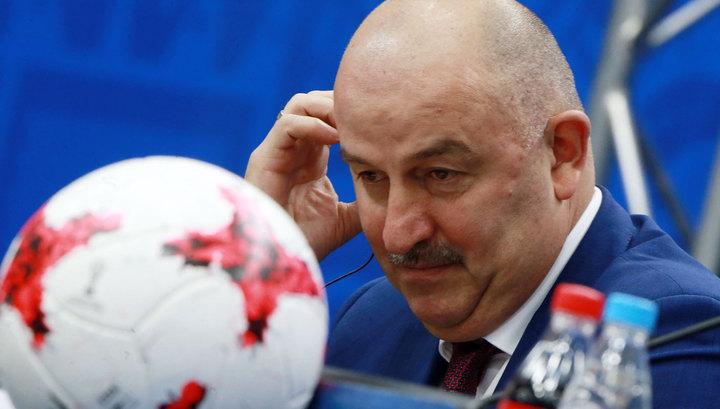 Станислав Черчесов: подготовка футбольной сборной идет по плану