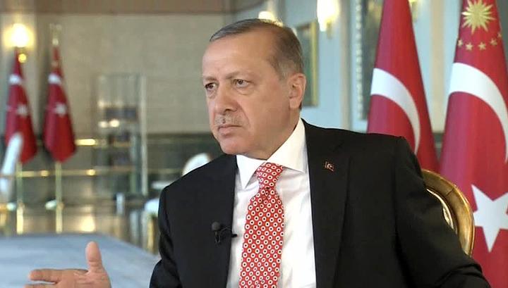 Эрдоган пригрозил сирийским курдам военной операцией