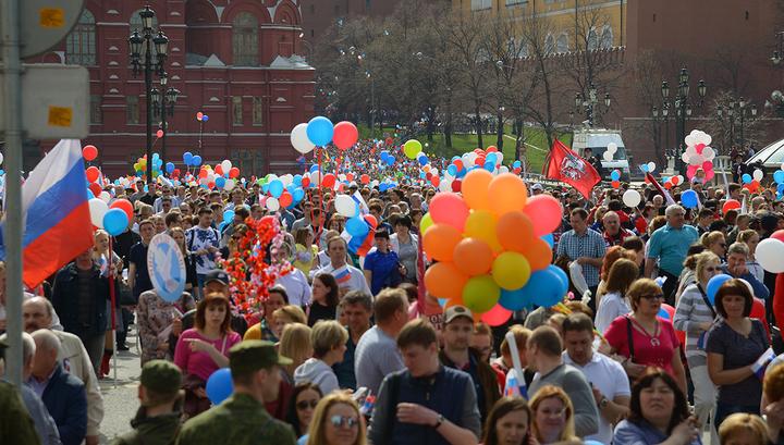 В Москве на майские праздники ограничат продажу алкоголя