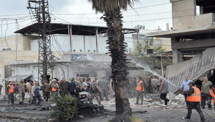Путин: главный вклад вразгром террористов вСирии внесла РФ