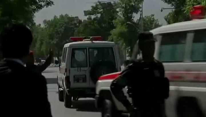 Взрыв в Кабуле: погибли 4 человека, более 90 пострадали