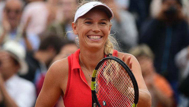 Возняцки стала полуфиналисткой Australian Open