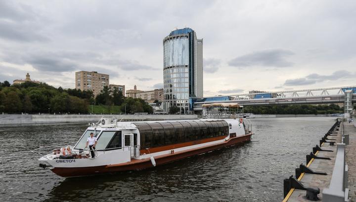 В Москве-реке найдены обрубки человеческого тела