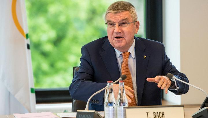 Глава МОК Бах: не хотелось бы проводить Олимпиаду в Токио без зрителей