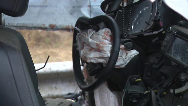 Микроавтобус врезался в дерево в Тверской области: 9 пострадавших