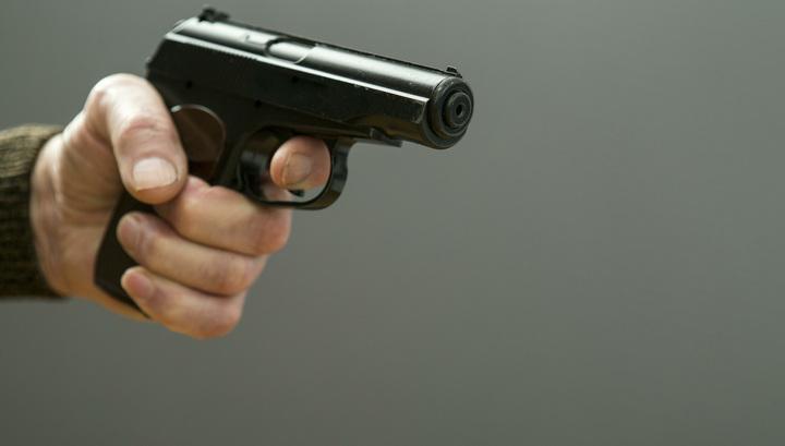 В Нагатинском суде задержали мужчину с пневматом
