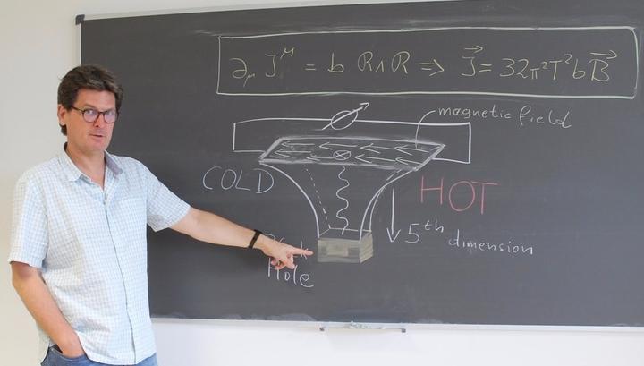 Ученые воспроизвели процесс гравитационной аномалии наЗемле