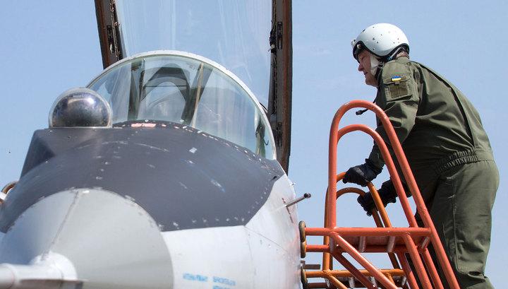 Украина собирается сделать из хорошего истребителя посредственный штурмовик