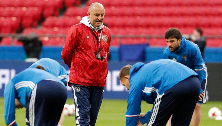 Сборная России недосчитывается нескольких футболистов перед матчем с Бразилией